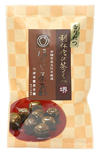 Pot City Rikyu Wabi tea walnut Hojicha rain 70gX2 bags -