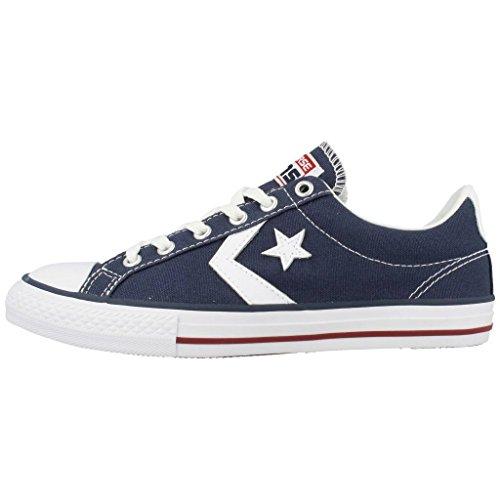 Converse Star Scarpe Da Ox Basse Ginnastica Ev 410 white navy Donna Blu Player Lifestyle CC5qrf