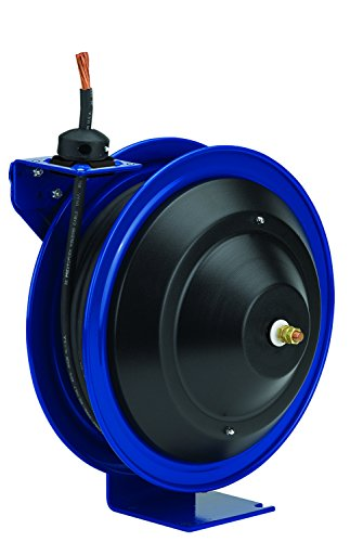 Coxreels P Wc17 5010 Spring Rewind Welding Cable Reel  50 1 0 Cable