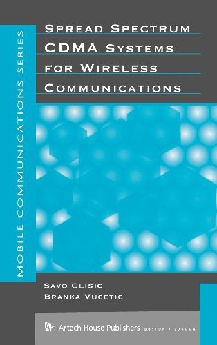 - Spread Spectrum Cdma Systems for Wireless Communications (Artech House Mobile Communications Series)