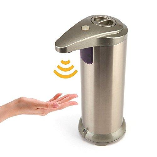 gold automatic soap dispenser - 3