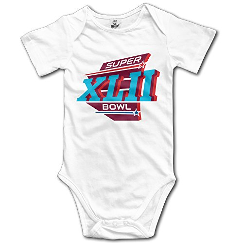 Super Bowl Xlii Logo Baby Onesies Baby Outfits