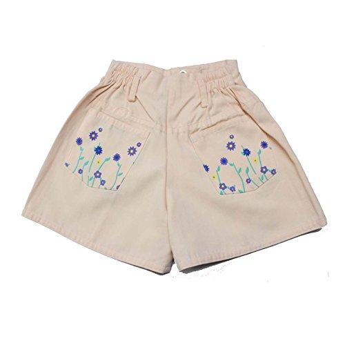 Romano Girls Shorts White