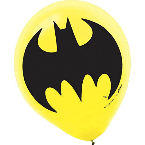 12' Batman Latex Balloons