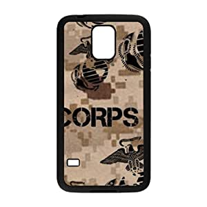 Marine Corps Cell Phone Case for Samsung Galaxy S5