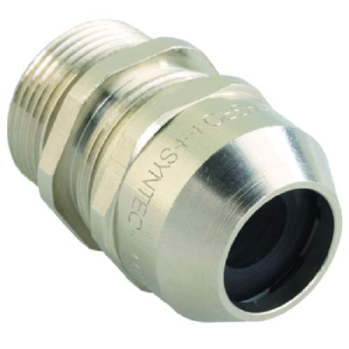10PC Good Holding Power in Different Materials - Durable and Sturdy Aeros USA Metallic Cable Gland 1145.17.100