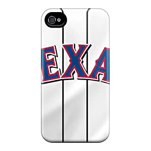 Iphone 6plus TDP4889PWpZ Provide Private Custom Realistic Texas Rangers Pattern Shock Absorbent Hard Cell-phone Case -TimeaJoyce