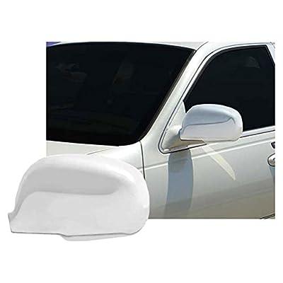 Premium FX Chrome Full Mirror Covers for 2003-2011 Lincoln Town Car