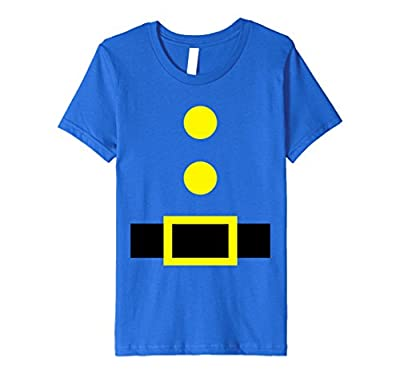 Dwarf Funny Costume T-Shirt Halloween Gift