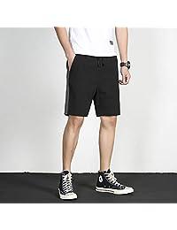 ZXHHL 5 Five Pants Korean Version of The Slim Casual Beach Pants