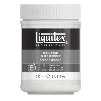 (Liquitex Professional Resin Sand Effects Medium, 8-oz (6608))