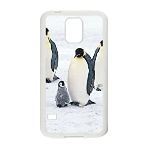 Case Of Penguin Customized Case For SamSung Galaxy S5 i9600