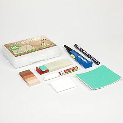 PICOBELLO Ceramic Tile Repair Kit (Terra Cotta)