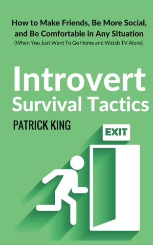 Introvert Survival Tactics Comfortable Situation product image