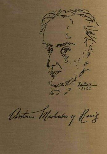 Antonio Machado y Ruiz: Expediente académico y profesional, 1875-1941 (Colección Expedientes administrativos de grandes españoles) (Spanish Edition)