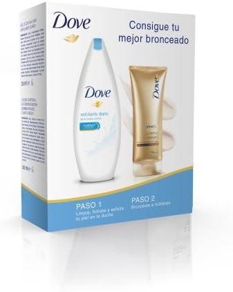 DOVE PACK EXFOLIANTE(GEL250+LOC.AUTOBRO): Amazon.es: Belleza