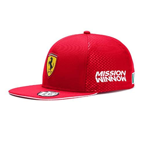 (PUMA Scuderia Ferrari Replica Charles Leclerc Hat)