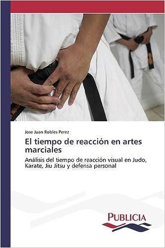 El tiempo de reacción en artes marciales
