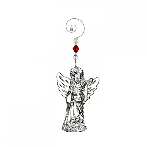 - Waterford 2015 Annual Crystal Angel Ornament