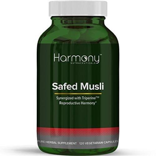 Safed Musli Ayurvedic Sexual Reproductive Health Wellness