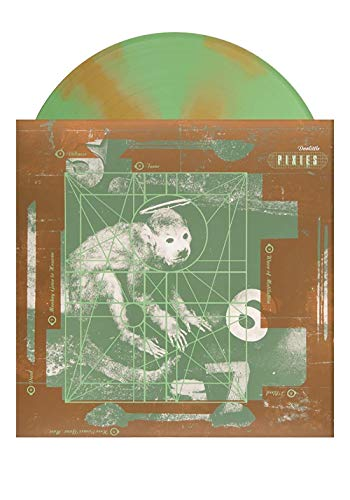 Doolittle - Exclusive Limited Edition Bronze And Green Pinwheel Vinyl LP