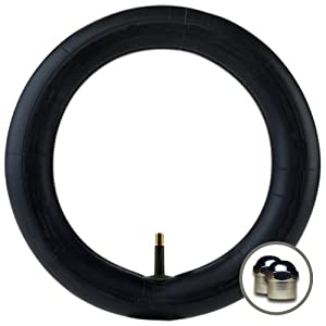 "12"" Stroller/Pram Inner Tube 12 1/2"" (12.5"") x 1.75 to 2 1/4"" (Fits all 12"" x 1.75, 1.85, 1.90, 1.95, 2.0, 2.1, 2.125, 2.25) Universal Schrader/Auto Valve FREE SHIPPING! FREE VALVE CAP UPGRADE WORTH $4.99!"