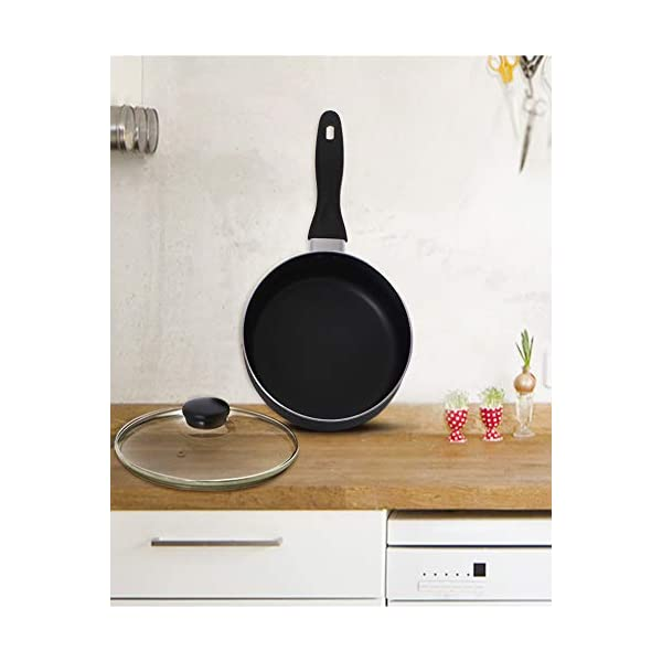 Utopia Kitchen Nonstick Saucepan Set - 1 Quart and 2 Quart - Glass Lid - Multipurpose Use for Home Kitchen or Restaurant… 5