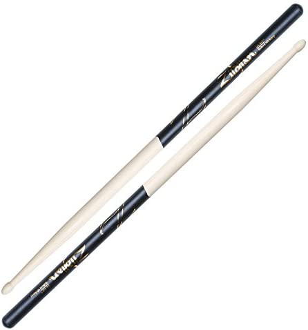 Zildjian 5B Hickory Drumsticks - Wood Tip, Baquetas y mazas para ...