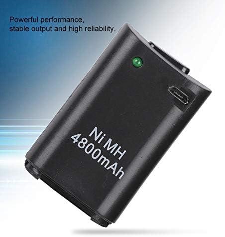 Denash Batterie Rechargeable pour Console - Actualités des Jeux Videos