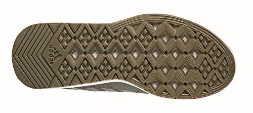adidas Hombre Zapatillas de tiempo libre de fitness Essential Star 3m Utility Ivy utility ivy/sesame/trace green