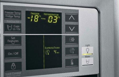 Side By Side Kühlschrank Integrieren : General electric rce vgf ss e amerikanischer kühlschrank
