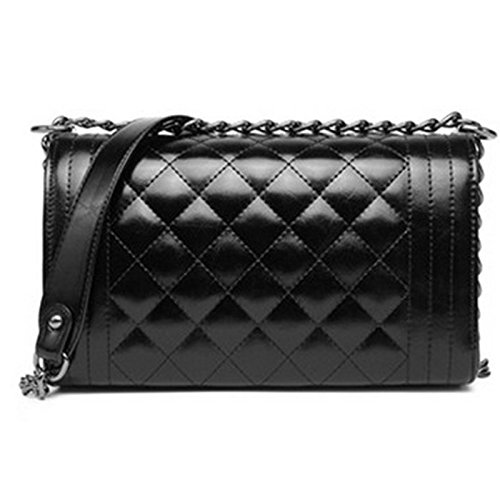 Other Leather Bag For Women, Black - Shoulder Bag        Amazon imported products in Karachi
