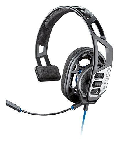 Plantronics Gaming Headset, RIG 100HS Gaming Headset for PlayStation 4 with Open Ear Full Range Chat