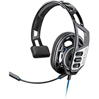 Plantronics RIG 100HS Over-Ear 3.5mm Wired Gaming Headphones