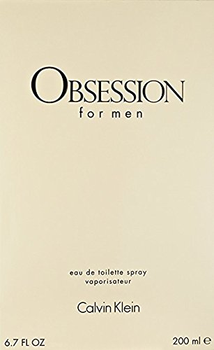 OBSESSION for Men 6.7 Oz - OR EMAIL FOR ANY OTHER PERFUMES - 100% AUTHENTIC & ORIGINAL - No Exceptions by Klein