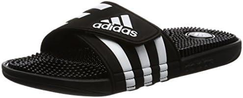 New Adidas Performance Adissage Slide BlackFootwear White
