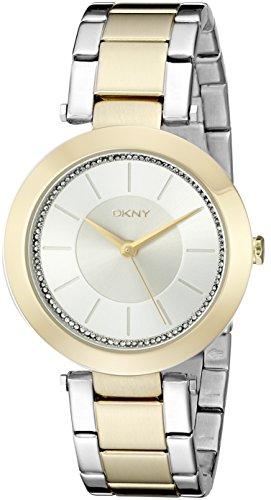 (DKNY Women's NY2334 STANHOPE Gold Watch)