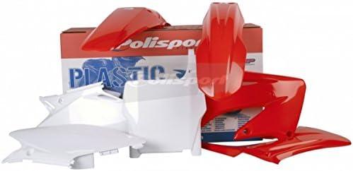 Polisport 90082 kit cr 125//250 04-07 red 90082
