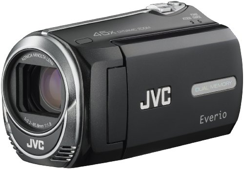 JVC GZ-MS230 Camcorder (Black)