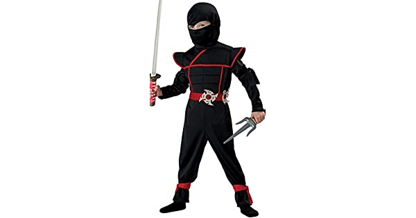 Amazon.com: California Costumes Disfraces de ninja para ...