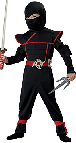 California Costumes Stealth Ninja Toddler Costume, (Fast Delivery Costumes)