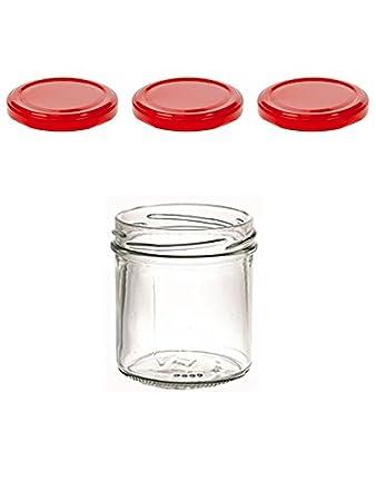 790 ml Glasdosen KOMFORT Bügelverschluss Einweckgläser Einmachgläser Weckgläser