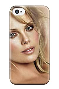 Tough Iphone KMkmHft7227MnirG Case Cover/ Case For Iphone 4/4s(charlize Theron 21)