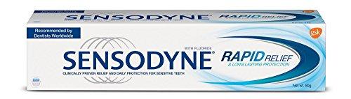 Sensodyne Sensitive Toothpaste Rapid Relief – 80 gm