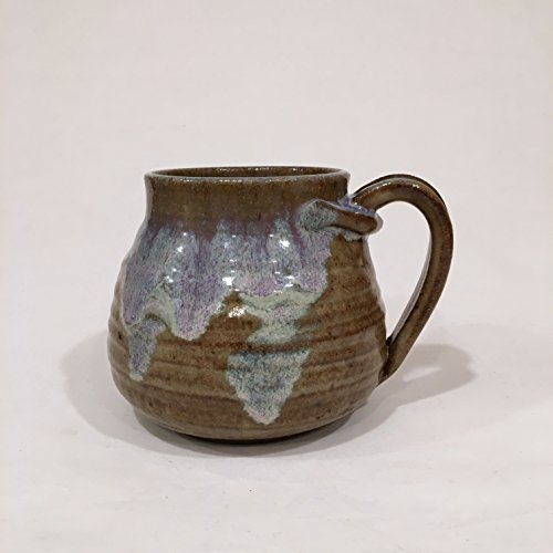Large Coffee Mug, Handmade Ceramic Coffee Mug, Pottery Mug OTDDW1 16 OZ