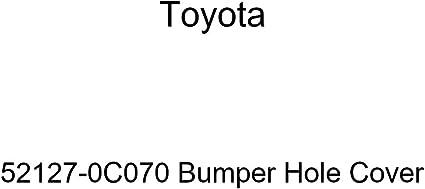 Toyota 52127-0C070 Bumper Hole Cover