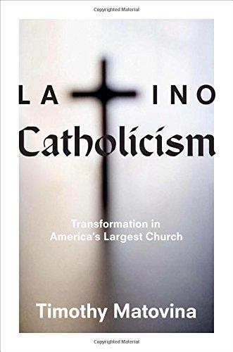Latino Catholicism: Transformation in America's Largest Church (America In Catholicism)