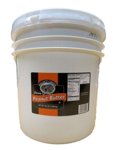 Walnut Creek Amish Peanut Butter 35lb Bucket by Walnut Creek Foods