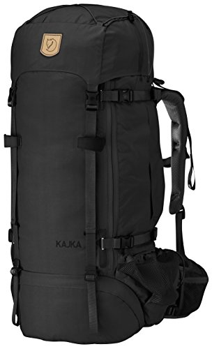 Fjallraven F27093 Women Kajka 75 Hiking Daypack, Black For Sale