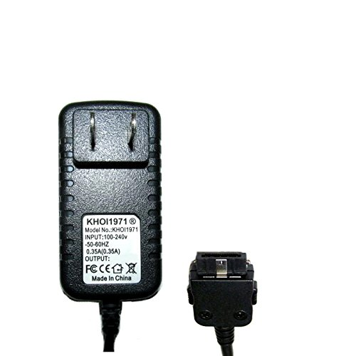 - KHOI1971 12-VOLT WALL Charger AC adapter power cable for C550 C580 C530 Garmin Nuvi StreetPilot Zumo GPS